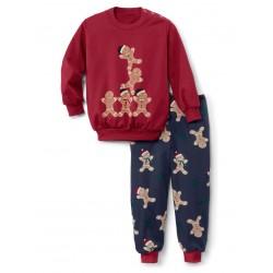 Pyjama girl 6 years