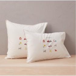 Pillowcase A la ferme 50/70