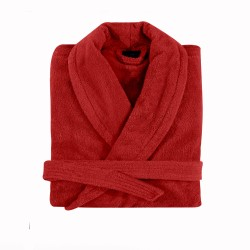 Bathrobe shawl collar XXL