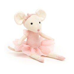 Plush Pirouette Mouse candy