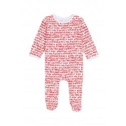 Pyjama Alphabrai 6-12 mois