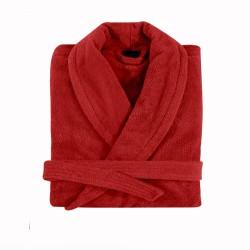 Bathrobe shawl collar L