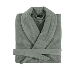 Bathrobe shawl collar S