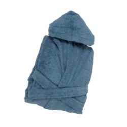 Junior hooded bathrobe...