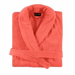 Bathrobe shawl collar M