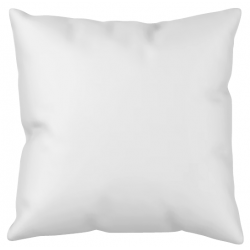 Synthetic pillow - Medium...